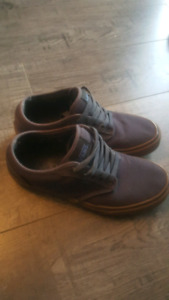 Van's Atwood Navy Skate Shoes 8