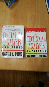 Technical Analysis  Explained. 4th edition. By Martin J. Pring