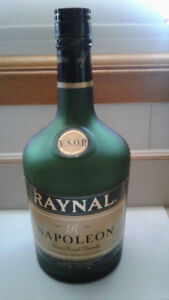 Raynal Napoleon V.S.O.P.  empty bottle 1.75l Collectible