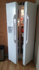 Réfrigérateur et cuisiniere
