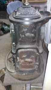 Mcclary Fawn Parlor Stove Kitchener / Waterloo Kitchener Area image 2