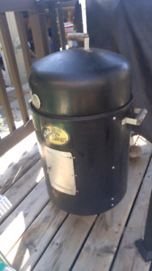 Bass and pro smoker and grill