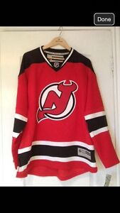 New Jersey Devils official jersey