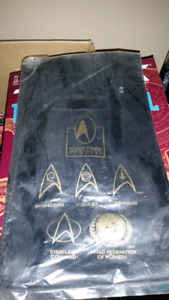 Star Trek Books Lunch Bag