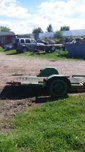14 FOOT TRAILER.  ROLL ON $400 OBO Cambridge Kitchener Area image 3