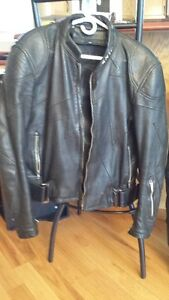 Nice leather suit for women