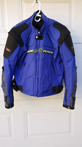 Mens Made 2 Race Motorcycle Jacket