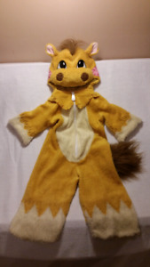 HORSE Baby/Toddler Dress Up Halloween Costume 12mts EUC
