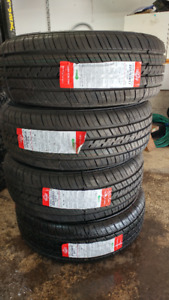 New 225/55R17 all season tires, $440 for 4