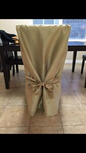 Chair Covers (6 covers) - $40 obo