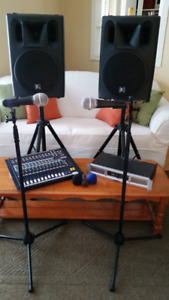 Studio Audio System Ready To Rock