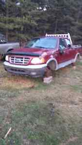 2002 and 1999 f150 for parts