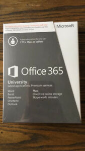 BNIB Microsoft Office 365 University