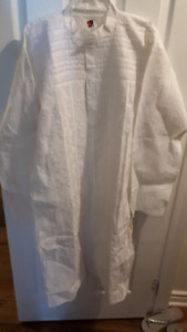 WHITE CHICKEN KAMEEZ for $30 only!