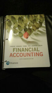 AFM 101 Book (Financial Accounting Sixth Canadian Edition)