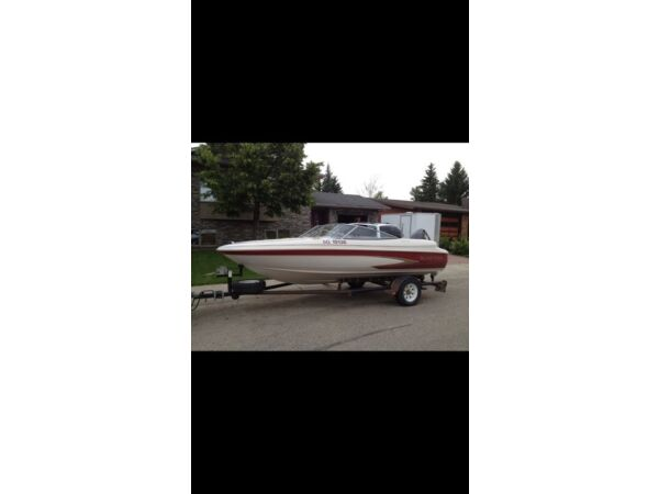 1996 Glastron Inc 1996 GLASTRON SSV 170 SKI & FISH