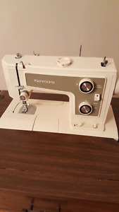 Sewing Machine  with manual
