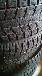TOYO 205/55-16 SNOW TIRES/WINTER TIRES