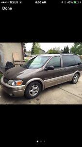 Pontiac Montana for sale
