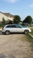 **REDUCED**2004 LOADED Chrysler Pacifica (will consider trades)