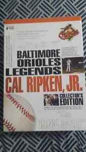 Cal Ripken Jr. Collectors edition box set