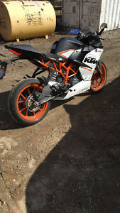 Ktm rc390 package deal