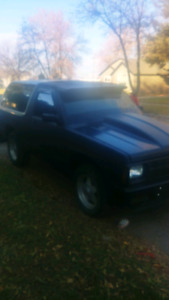1990 jimmy Drag Truck -Trades Welcome