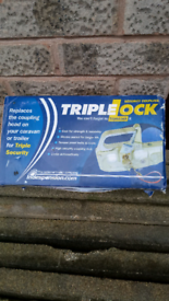 Triple Lock Security Coupling