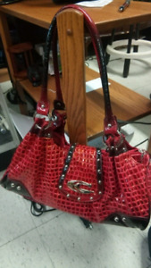 Red (NEW) PURSE