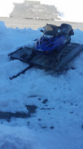 Motoneige ski doo Legend 700