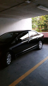 Nice 2008 black Honda Civic
