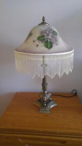 Beautiful Glass Lamp