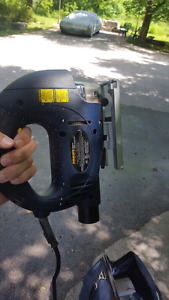 MUST SELL!! Mastercraft Package Circular saw and Nailgun Peterborough Peterborough Area image 4