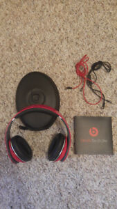 Monster Beats by Dr. Dre Studio Headphones