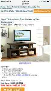 New tv stand / entertainment console St. John's Newfoundland image 1