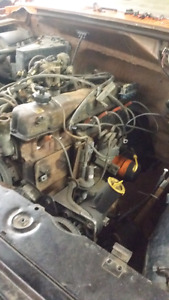 1984 ford straight 6 300