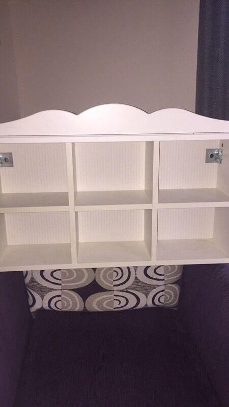ikea hensvik wardrobe bookcase and 2x shelving unit in. Black Bedroom Furniture Sets. Home Design Ideas