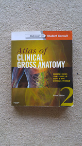 Atlas of clinical gross anatomy second edition