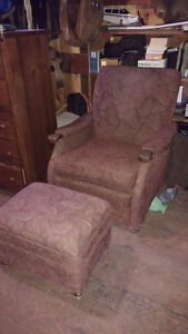 Antique Recliner