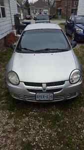2005 Dodge Neon ***REDUCED TO SELL***