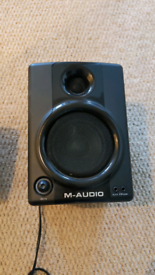 M-Audio Speakers