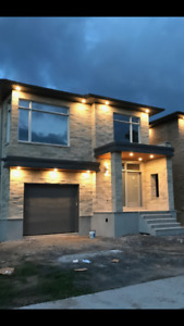 4 Bedroom Home-Fisher Avenue & Civic Hospital- Oct 1-