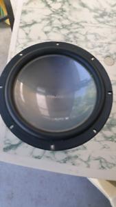 Kenwood 12 inch 1200 W speaker