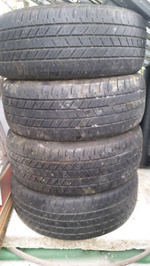 4 All Season Tires 225/60 R16