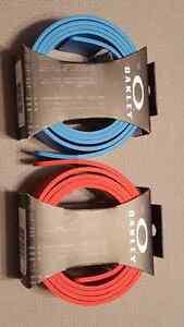 Oakley leather belt straps -- Brand new