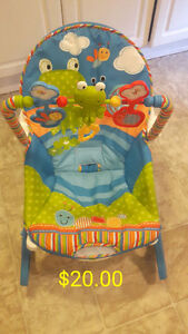 Baby seat and activity chair London Ontario image 1