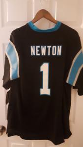 Cam Newton On-Field NFL Jersey
