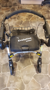 Walker in great condition; ideal for arthritis sufferers!