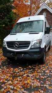 2015 Mercedes Benz Sprinter 2500 170