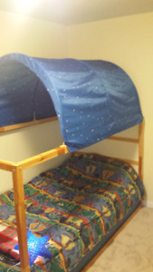 Reversable Kid's beds from Ikea